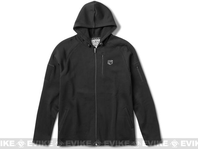 Cannae Battle Ready Hoodie - Black (Size: Large)