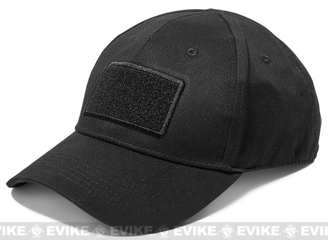 Cannae Patch Field Ball Cap - Black