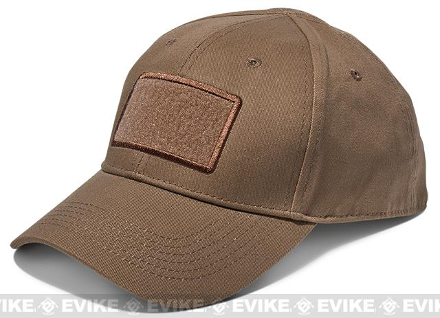 Cannae Patch Field Ball Cap - Coyote