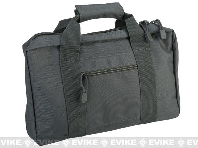NcStar VISM Discreet Pistol Case - Urban Grey