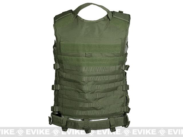 NcStar MOLLE Load Bearing Vest  2XL - OD Green