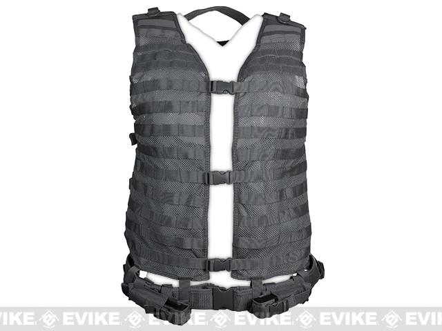 NcStar MOLLE Load Bearing Vest  2XL - Urban Grey