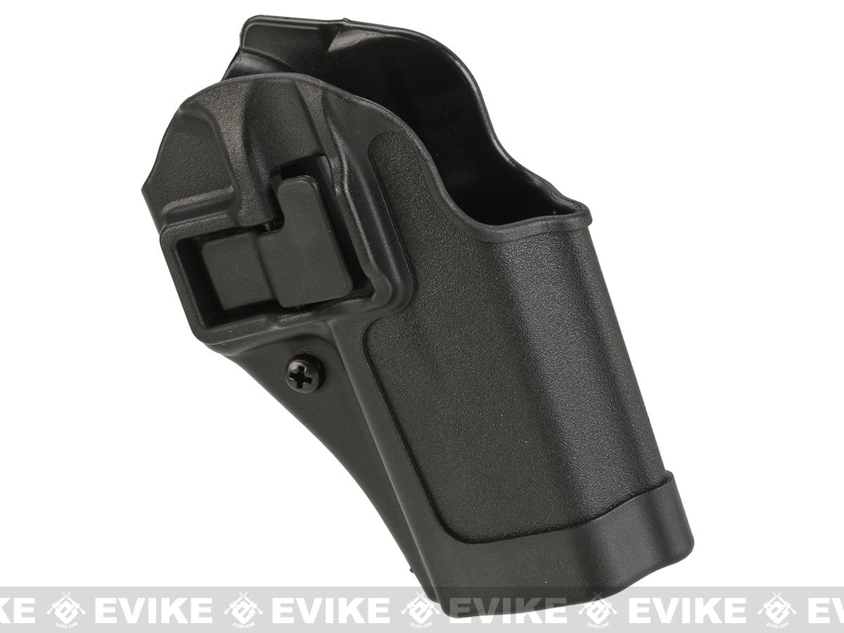 Blackhawk! Serpa CQC Concealment Holster for S&W M&P 9 / .357 / .40 + Sigma (not CORE) - Black (Hand: Right)