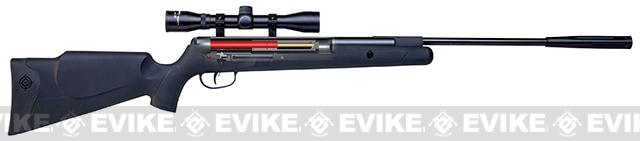 Crosman Fury Nitro Piston Powered .177 Hunting Airgun with 4x32 Scope - Synthetic Furniture (.177 cal AIRGUN NOT AIRSOFT)