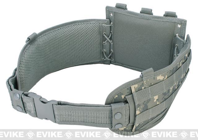 NcSTAR Battle Belt w/ Integrated Pistol Belt Set - ACU