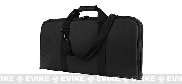 VISM / NcStar 28 Pistol Carbine Length Nylon Gun Bag - Black
