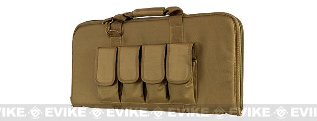 VISM / NcStar 28 Pistol Carbine Length Nylon Gun Bag - Tan