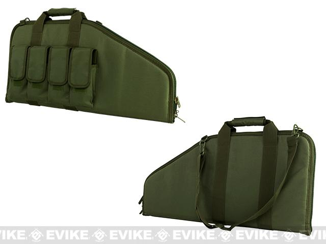 VISM 28 Sub Machinegun / Pistol Carbine Length Nylon Gun Bag - OD Green