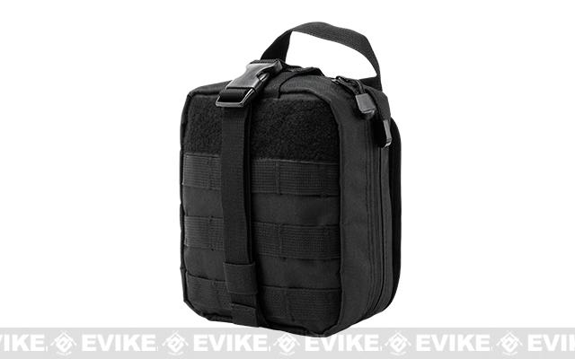 NcStar/VISM MOLLE Ready Rip-Away EMT pouch - Black