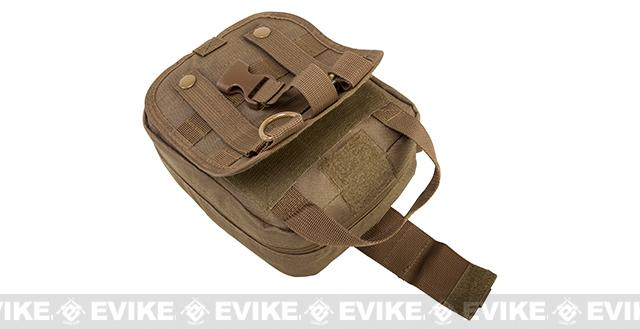 NcStar/VISM MOLLE Ready Rip-Away EMT pouch - Tan
