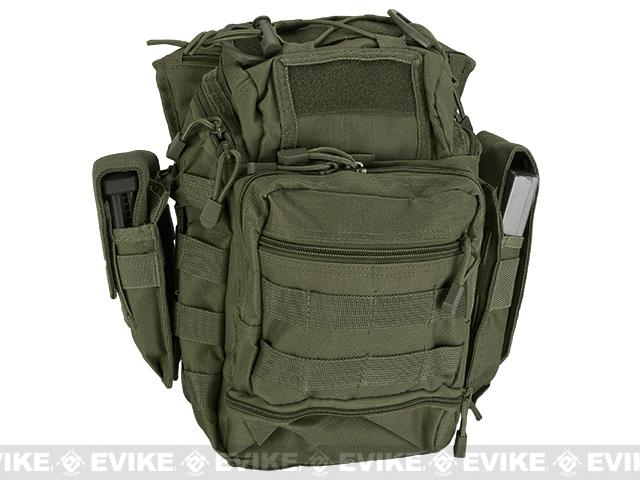 VISM First Responders Utility Bag - OD Green