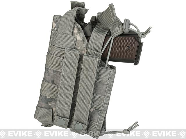 NcStar MOLLE Tactical Pistol Holster - ACU