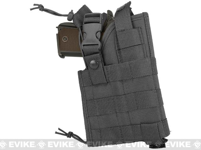 NcStar MOLLE Tactical Pistol Holster - Urban Grey
