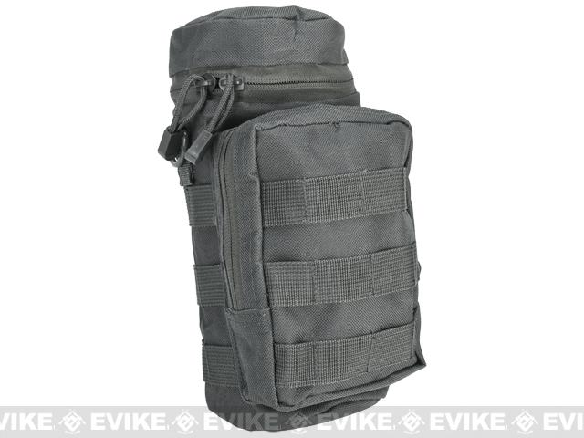 NcSTAR MOLLE Hydration Bottle Carrier - Urban Grey