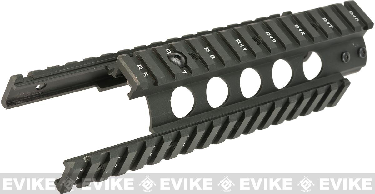 CYMA Full Metal MP5 DX Rail Interface System For MP5 A Series Airsoft AEG