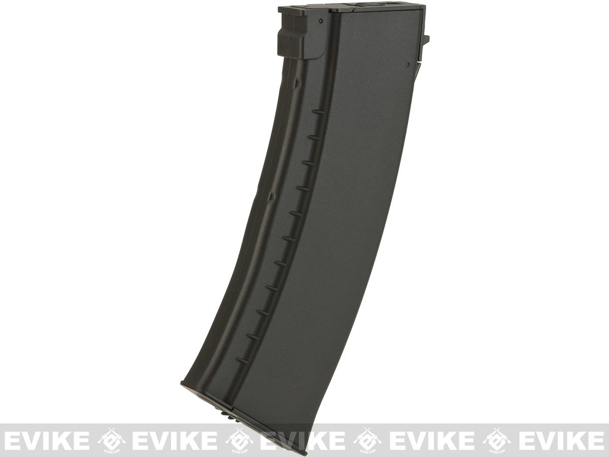 500rd Polymer Hi-Cap Magazine for AK Series Airsoft AEG Rifles by CYMA / Matrix