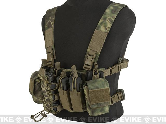 Haley Strategic HSP D3CR Disruptive Environments Chest Rig - Kryptec Mandrake