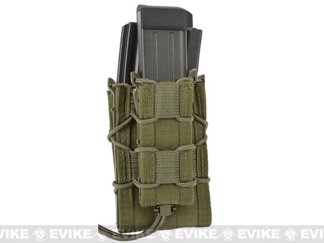 z HSGI Double Decker TACO� Modular Single Rifle and Pistol Magazine Pouch - Khaki