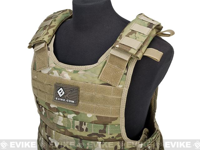 Condor Defender Plate Carrier - Multicam