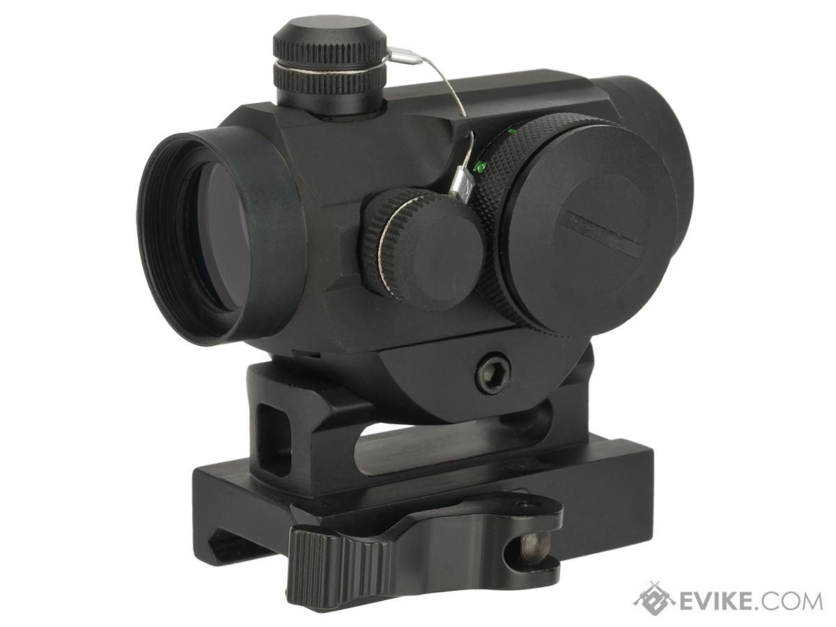 Trinity Force Oris 1X20 Red/Green/Blue Dot Sight with QD Mount