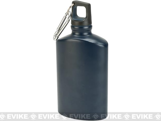 Bio-BB Carrier Hydrate, Dominate, Conquer 17oz Low Profile Canteen - Navy Blue