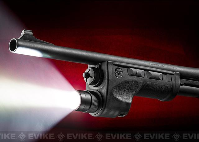 Surefire Ultra-High Two-Output-ModeLED WeaponLight for Remington 870