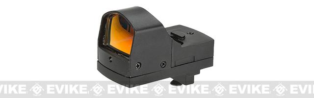 G&P OP Type Micro Red Dot Sight / Optic for Airsoft Pistols - Glock Base