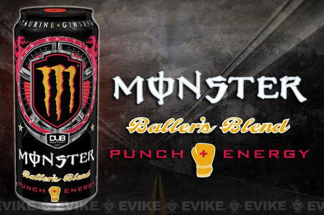 Monster Energy Drink - DUB: Baller's Blend