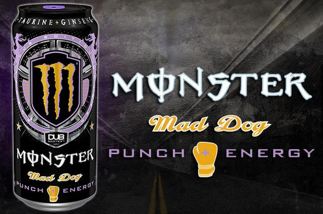 Monster Energy Drink - DUB: Mad Dog