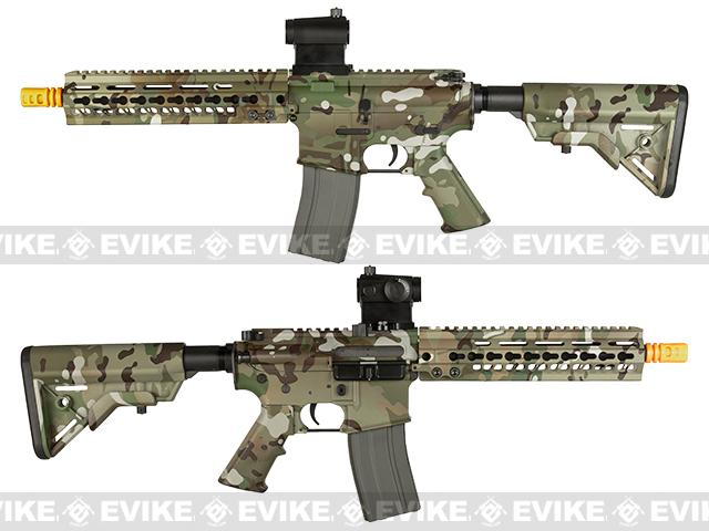 DYTAC MK5 SMR 10.5 Black Jack M4 Carbine Water-Transfer Airsoft AEG Rifle - Multicam