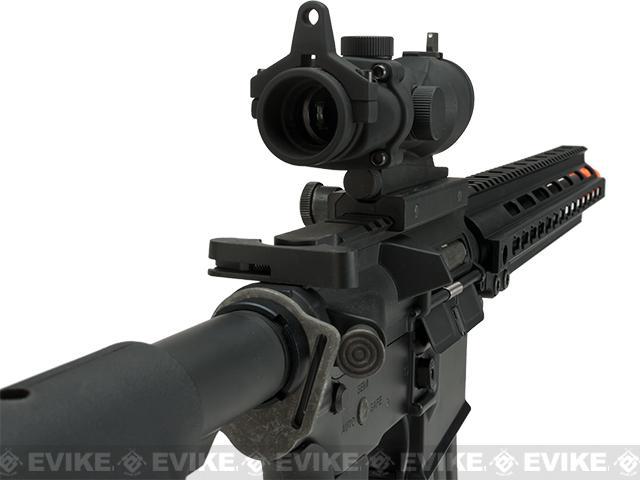 DYTAC MK5 SMR 14.5 Black Jack M4 Carbine  Airsoft AEG Rifle - Black