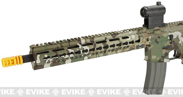DYTAC MK5 SMR 14.5 Black Jack M4 Carbine Water-Transfer Airsoft AEG Rifle - Multicam