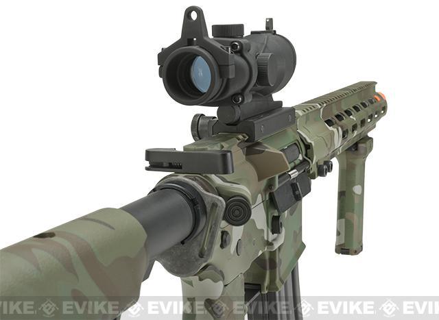 DYTAC MK1 SMR 14.5 Black Jack M4 Carbine Water-Transfer Airsoft AEG Rifle - Multicam