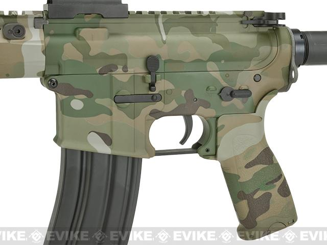 Pre-Order ETA September 2017 DYTAC Pistol 10 Black Jack M4 Carbine Water-Transfer Airsoft AEG Rifle - Multicam