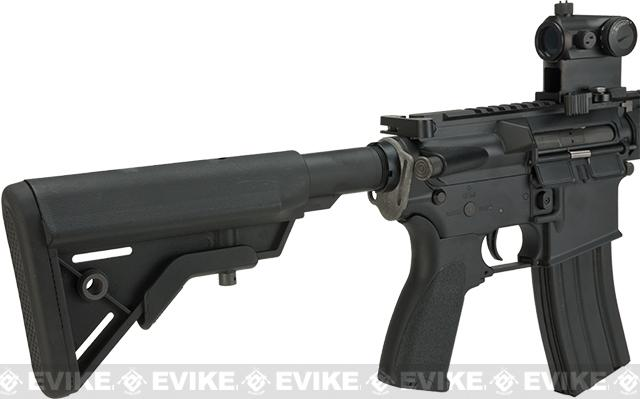 DYTAC Bravo Full Metal 10.5 M4 Carbine Airsoft AEG Rifle - Black