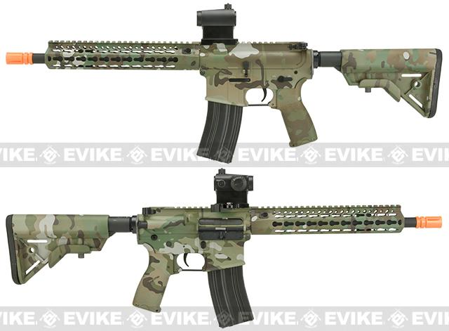 DYTAC Bravo 10.5  M4 Carbine Water-Transfer Airsoft AEG Rifle - Multicam