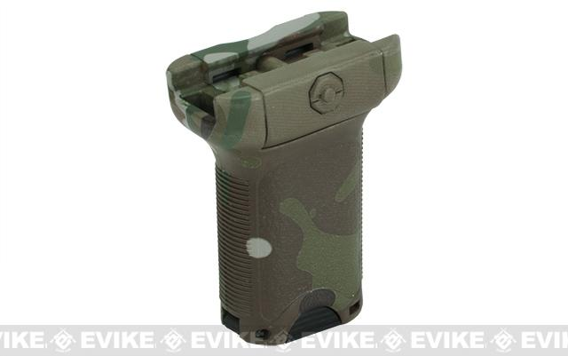 Dytac Ergonomic Vertical Grip For Airsoft AEG & GBB (Color: Multicam)