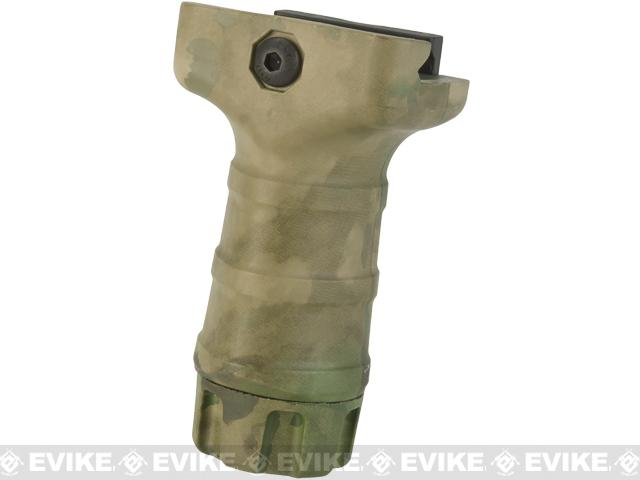 DYTAC Camouflage Eco TD Short Vertical Grip (Color: ATACS Foliage)