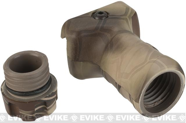 DYTAC Camouflage Eco TD Short Vertical Grip (Color: Kryptek Highlander)