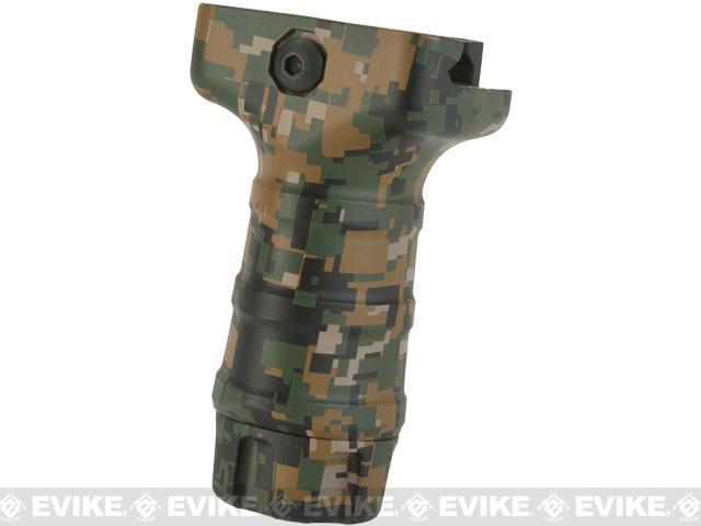 DYTAC Camouflage Eco TD Short Vertical Grip - Woodland Digital