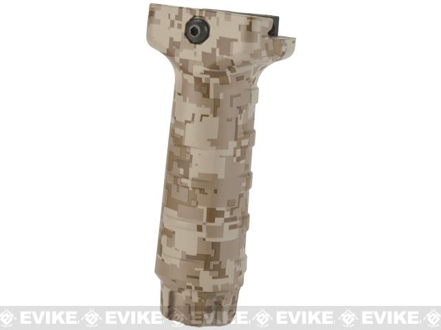 DYTAC Camouflage Eco TD Long Vertical Grip - Digital Desert