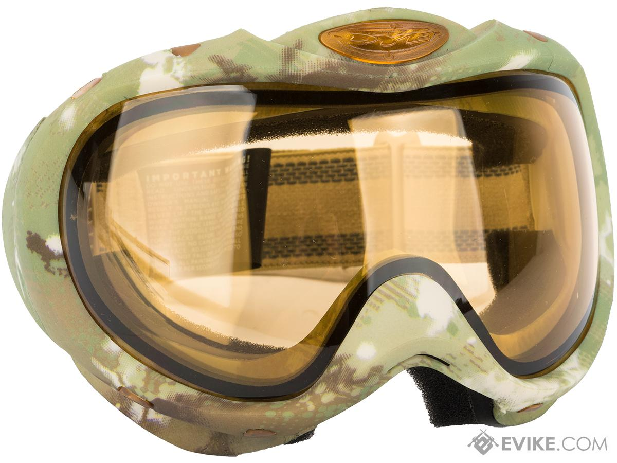Dye i3 Pro Airsoft Goggles - Dye Cam / Thermal Lens