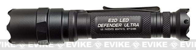Surefire E2D LED Defender Ultra LED Flashlight - 500 Lumens