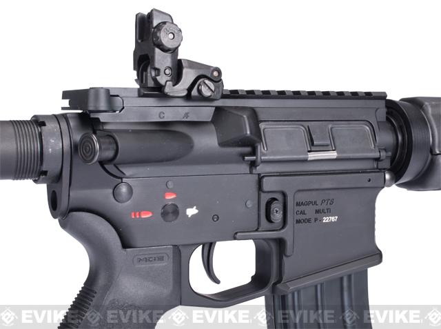 z G&P TOP Shell Ejecting Magpul M4 Electric Blowback Airsoft Training Rifle