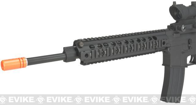 E&C Airsoft 14.5 Patrol Rifle Full Metal Airsoft AEG - Black