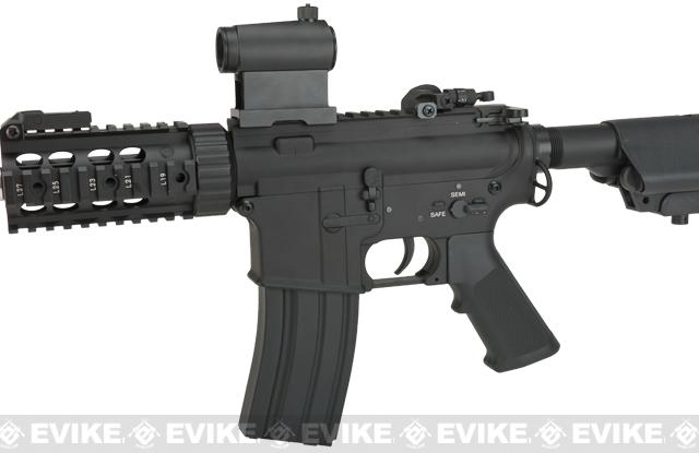 E&C Airsoft Stubby Killer Full Metal Airsoft AEG