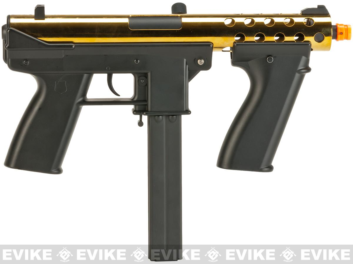 Pre-Order ETA May 2017 Echo1 General Assault Tool (GAT) Airsoft AEG Sub Machine Gun - Gold