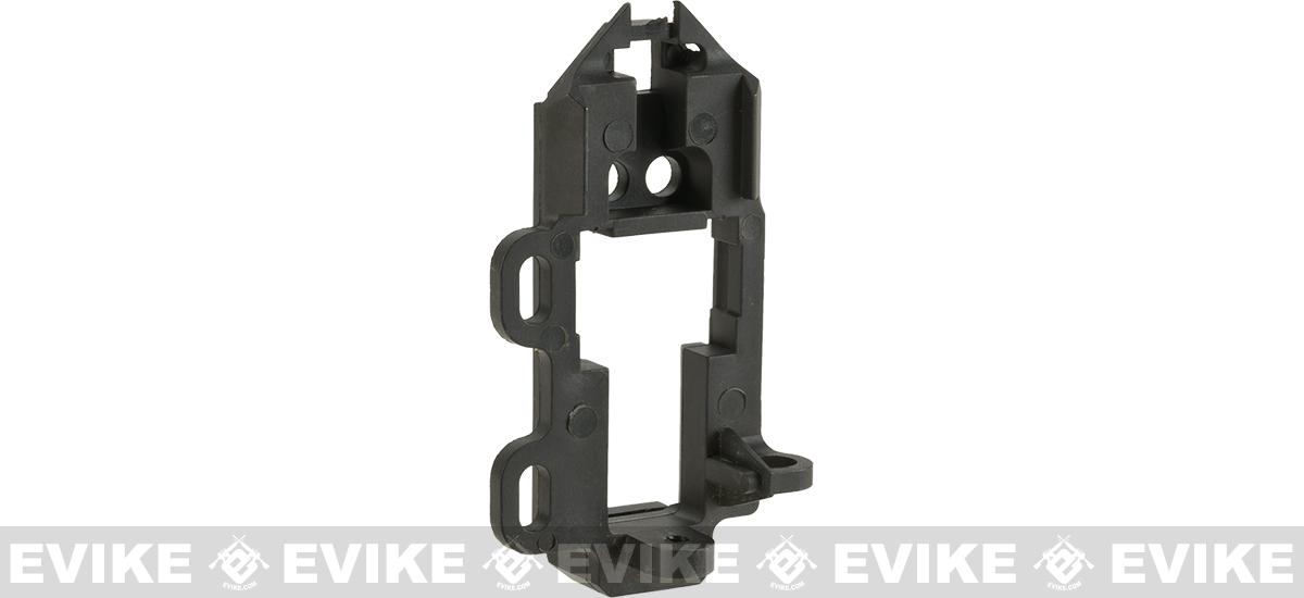 Replacement SCAR MK16 ASC Stock Hinge Plate for Echo1 Dboy AGM Cybergun FN Herstal Scar series Rifles