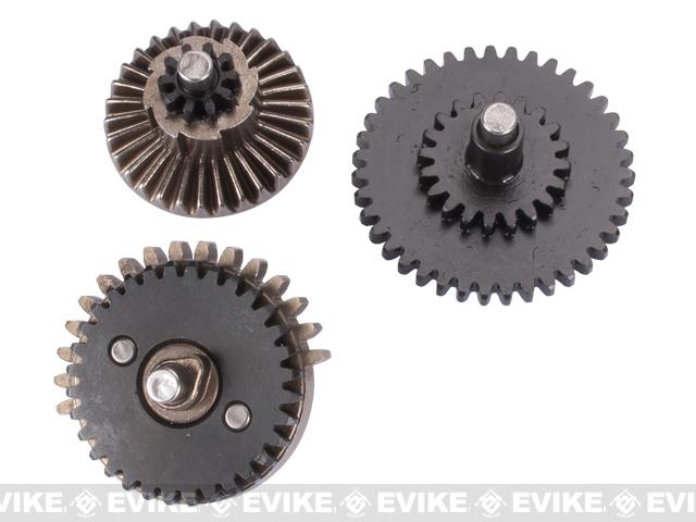 z Eagle Force CNC Steel Airsoft AEG Gear Set - 18:1 / 4mm Shaft