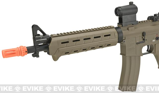 G&G GC16 Mod-0 Full Metal Airsoft AEG Rifle - Tan (Package: Gun Only)